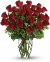 t64-1c always on my mind - long stemmed red roses